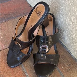 ☀️Sofft Brand Sandals with Heel☀️